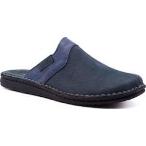 Sanaflex Ανδρικές Παντόφλες 2307 28800 Blue