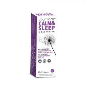 Medicair Vitaminair Calm & Sleep Melatonin 10ml