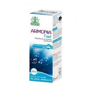 Nathura Armonia Fast Drops Melatonin για τον Ύπνο 20ml