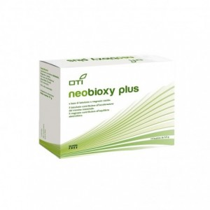 Oti-Hellas Νeο Bioxy (Antidysbiotic - Intestinal Oxygenating) 14 Sachets X 5,5gr - Αντιδυσβιωτικό – Εντερικό Οξυγονωτικό