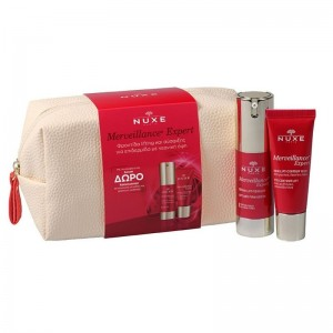 Nuxe Promo Merveillance Expert Serum Lift-tenseur Ορός Ανόρθωσης & Σύσφιξης, 30ml & Δώρο Eye Contour Lift Συσφικτική & Αντιρυτιδική Kρέμα Ματιών , 15ml