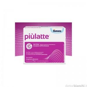 HUMANA - Piulatte - 14sach.Συμπλήρωμα Διατροφής για Θηλάζουσες Γυναίκες