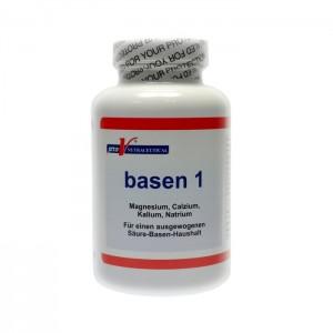 ProV Nutraceutical Basen 1 Συμπλήρωμα Διατροφής 180 Κάψουλες