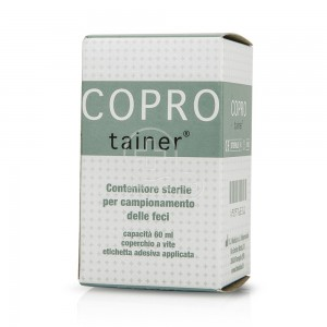 ASEPTA - COPRO Δοχείο Συλλογής Κοπράνων