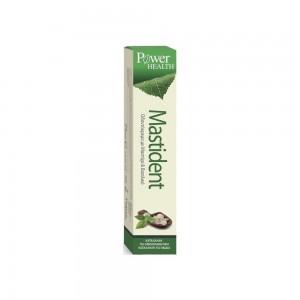 POWER HEALTH - Mastident - Οδοντόκρεμα με Μαστίχα, Βασιλικό και άλλα βότανα 75ml