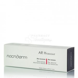 Nacriderm AR HYDRATANT Cream - Ενυδατική για ξηρό δέρμα, 40ml