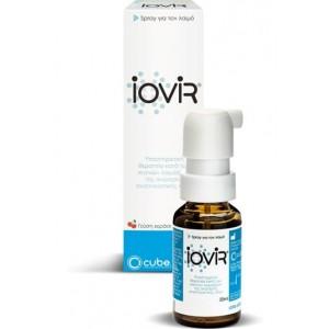 Iovir Throat Spray 20ml Σπρέι για το Λαιμό κατά των Ιών
