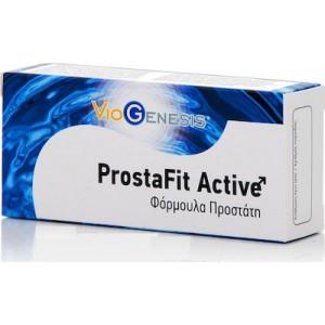 VioGenesis ProstaFit Active Συμπλήρωμα Διατροφής, 30 Caps
