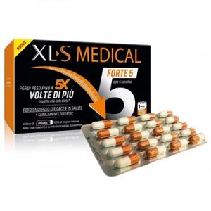 XL-S Medical Forte 5 180 caps (Έως και 5 Φορές Μεγαλύτερη Απώλεια Βάρους απ' ότι Μόνο με Δίαιτα)