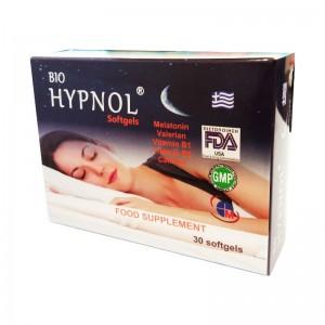 MEDICHROM HYPNOL Softgels 30tabl(Melatonin)